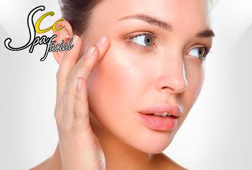Rejuvenecimiento Facial Efecto Tensor 1 o 2 Citas Chico