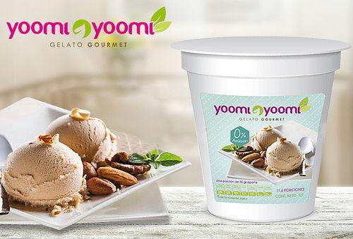 Gelato Gourmet Yoomi Yoomi 1/2 o Litro Completo a Domicilio