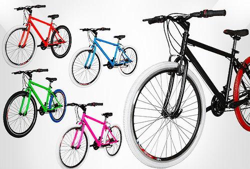 Bicicleta Todoterreno Urbana Rin 26 Con o Sin Cambios