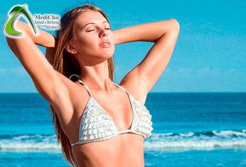Depilación IPL Completa de Bikini o Axilas en Unicentro