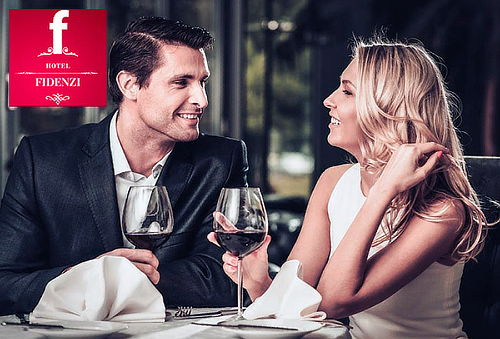 Cena Romántica para Dos en Quinta Paredes