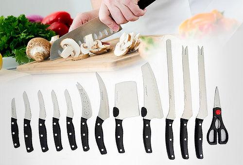 Set Cuchillos Profesionales 13 Piezas
