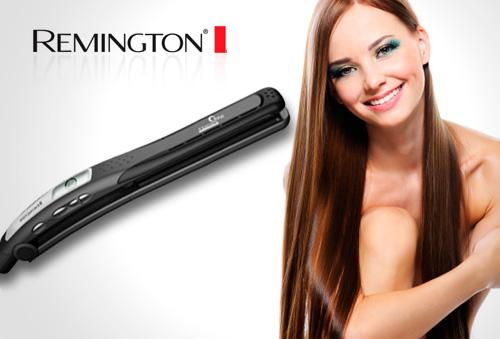 Plancha Remington Seca y Alisa