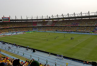 Colombia vs Chile: Oriental y Occidental