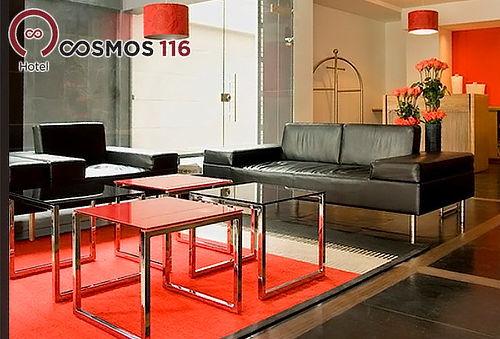 Tinas De Baño Romanticas:Noche Romántica en Suite + Cena y Desayuno en el Cosmos 116