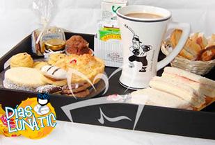 Desayuno a Domicilio 50% de descuento
