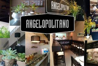 Angelopolitano: Menú de 3 Tiempos para 2 Personas al 63%