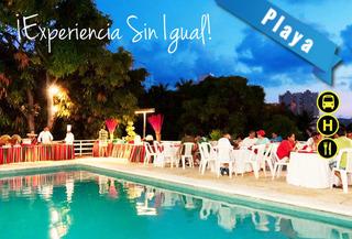 Escápate de Fin de Semana ¡Acapulco Todo Incluido!