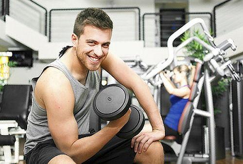 3 o 6 Meses de Acceso Gimnasio Fitness Express 72%