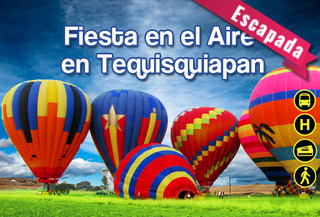 Fiesta en el Aire en Tequisquiapan ¡Globos en el Cielo!