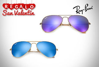 ¡Luce unas magníficas Ray Ban! Elige Modelo
