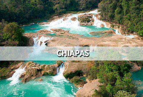 ¡Chiapas; ciudades mágicas, llenas de naturaleza y colorido!
