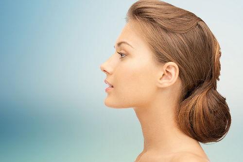 Levantamiento de punta nasal con Botox 95%