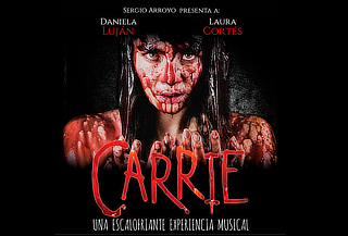 "2x1 ""Carrie El Musical"" La Obra de Broadway ahora en México"