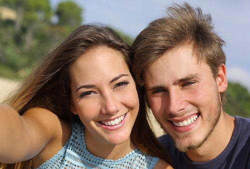 Blanqueamiento dental sin dolor con ozono + limpieza