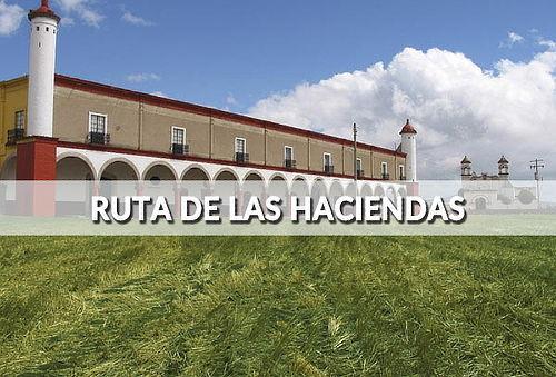Paga 1/Viajan 2 ¡Ruta de Haciendas, llena de atractivos!