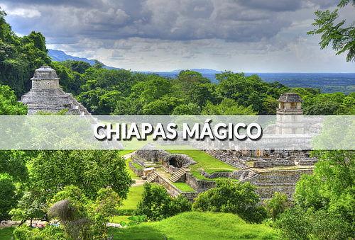 ¡Chiapas Mágico, Tuxtla, San Cristobal y Palenque 5 DÍAS!