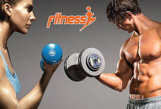 Ponte en Forma! 3,6 o 12 Meses Acceso Fitness Express 5 Suc