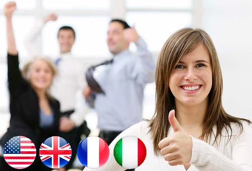 1 Año de Acceso Idiomas + REGALO 3 Meses de Business English