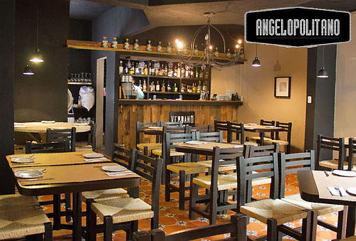 Menú para 2 en Angelopolitano Polanco + Postre de REGALO 72%