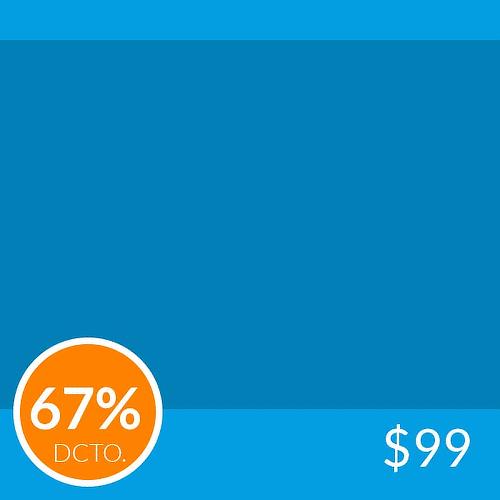 Manicure más Gelish 67%