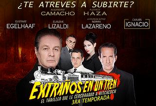 2x1 en Extraños en un Tren ¡Un Impactante elenco!