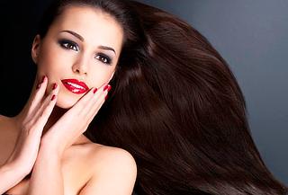 Gelish + Corte + Mascarilla Hidratante para el cabello 70%