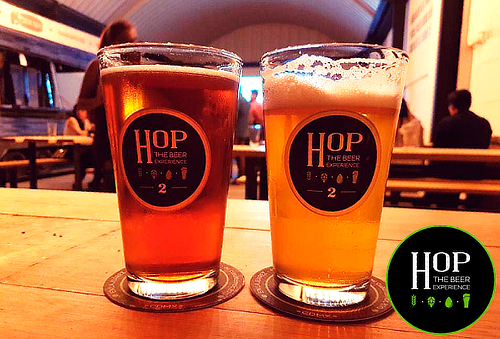 12 Alitas + 2 Cervezas Artesanales Tempus HOP Narvarte 62%