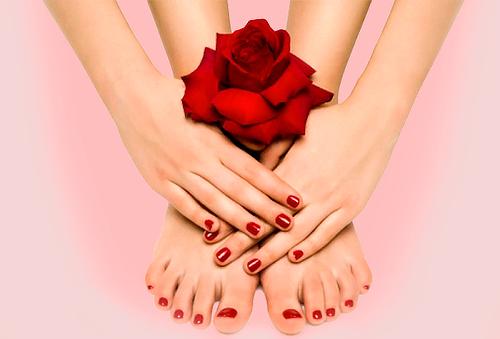 Manicure y Pedicure al 85%