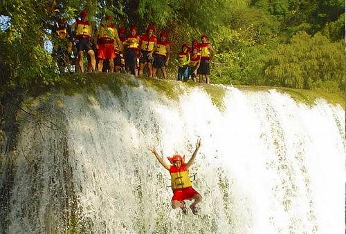 Mil Cascadas, Guerrero ¡El lugar perfecto para la Diversión!
