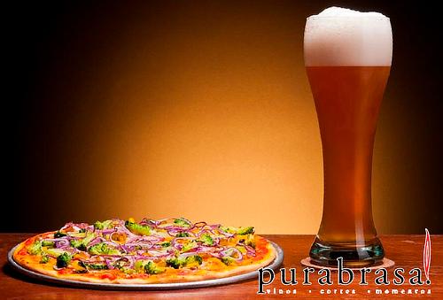 Degustación de CERVEZAS + Empanadas + Pizza en Purabrasa