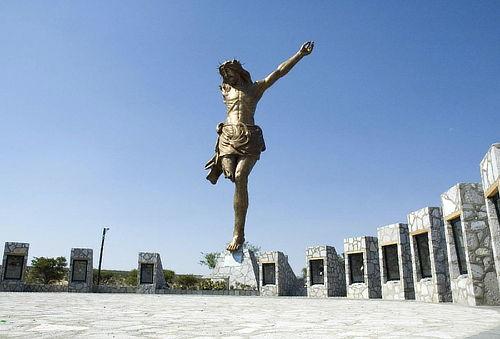 San Juan de los Lagos, Cristo Roto y Santo Niño de Atocha