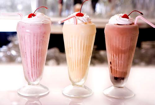 Crepas y Malteadas o Ice Cream Soda ¡Tú eliges!