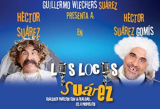 2x1 Los Locos Suárez ¡Muere de la Risa! 67%