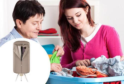 Tornadus Dryer  ¡Seca tu ropa sin problemas!