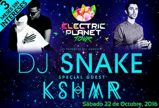 Electric Planet Music Festival ¡Celebra la Música!