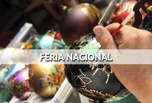 Feria Nacional de la Esfera y el Árbol ¡Espectacular!