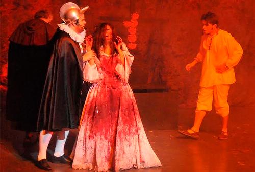 LA LLORONA en Teatro Silvia Pinal ¡No Volverás a Dormir! 61%