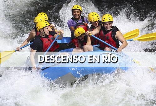 Descenso en Río ¡Ruta de la Aventura en Jalcomulco!