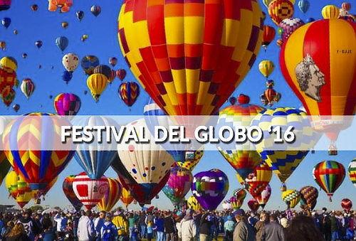 Festival Internacional del Globo en León ¡Vive la Fiesta!