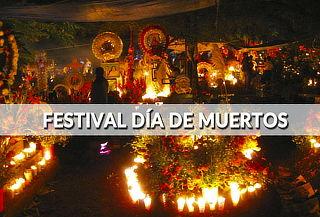Noche de Muertos en Pátzcuaro ¡Un festival Mágico!