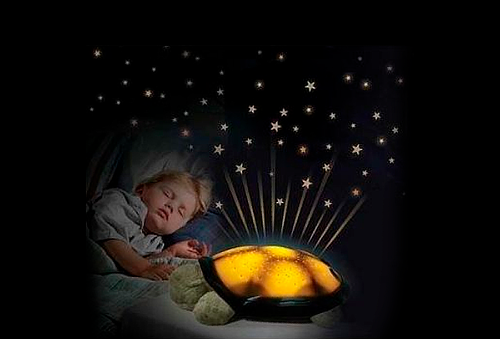Lámpara de Peluche Tortuga con Proyector De Estrellas 38%