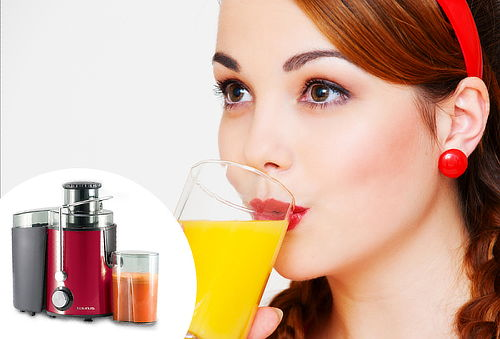 Extractor de jugos ¡Inicia con energía el día!