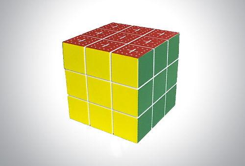 Bocina Bluetooth Rubik ¡Original diseño!