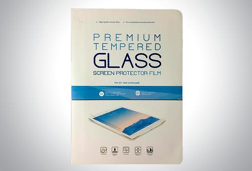 Mica de vidrio templado para iPad pro de 12.9