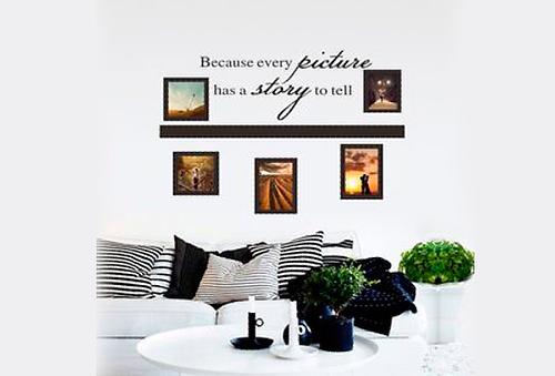 """Vinil """"Pictures"""" ¡Moderniza tus paredes!"""