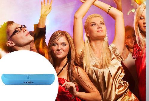 Bocina Portátil con Bluetooth ¡Tu música donde estés! 56%