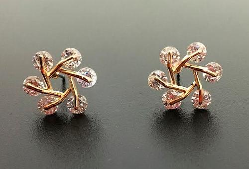 Aretes Diamond ¡Luce espectacular!