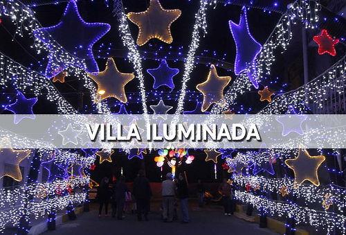 Villa Iluminada en Atlixco  ¡Lleno de luz y colorido!