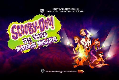 """Paga $29 y obtén 50% Descuento para """"SCOOBY DOO El Musical"""""""